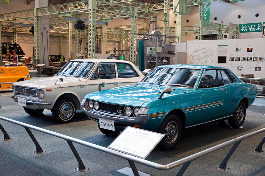 Toyota Commemorative Museum of Industry and Technology's photo