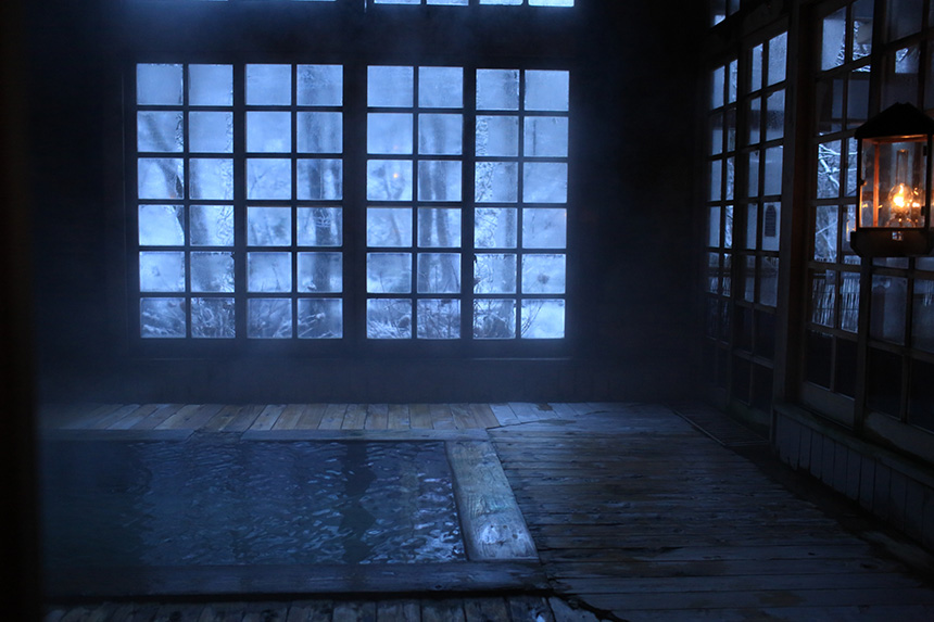 Hot Springs (onsen)'s photo