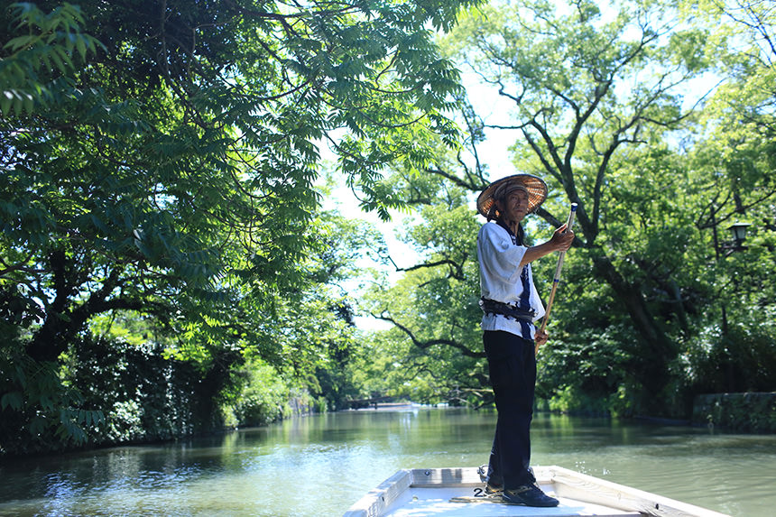 Yanagawa River Cruising's photo