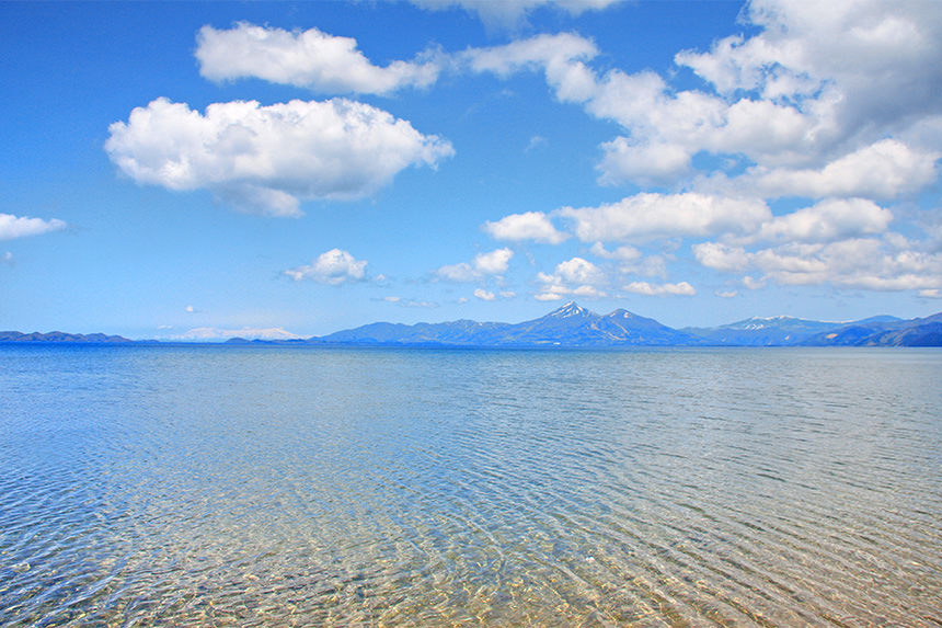 Lake Inawashiro's photo