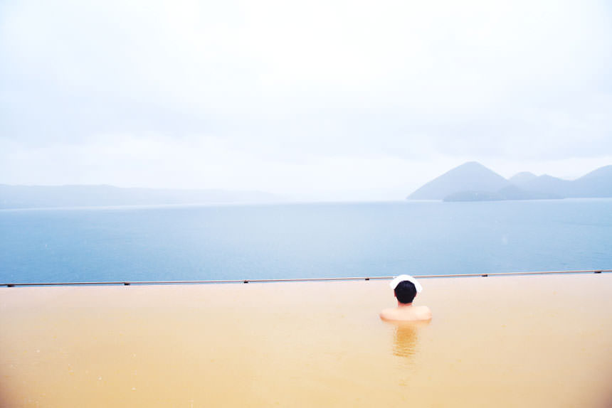 Lake Toya Hot Spring's photo