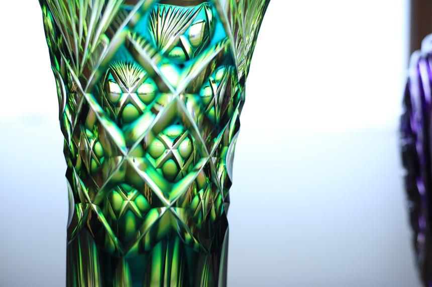 Satsuma Kiriko Cut Glass Kagoshima Is Japan Cool