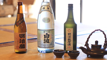 Shochu liquor