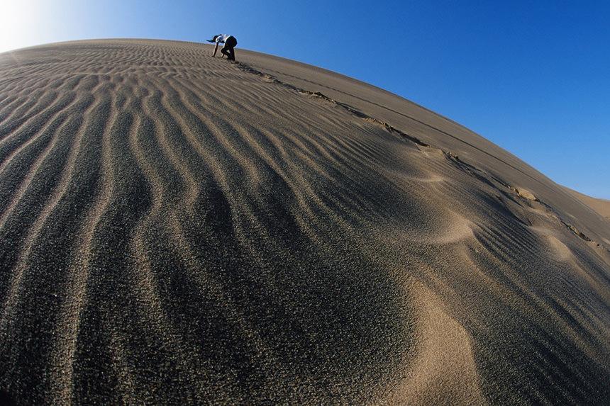 Tottori Sand Dunes - TOTTORI  IS JAPAN COOL?