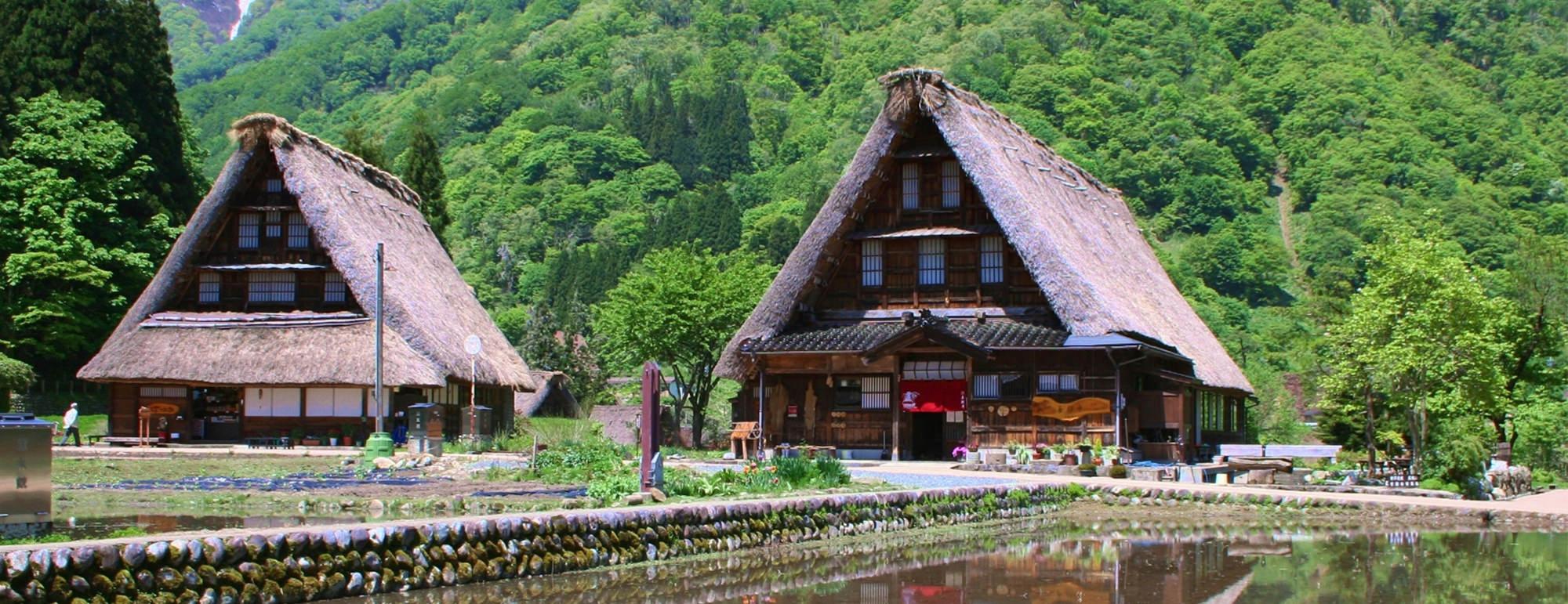 gokayama gassho-style houses - toyama | is japan cool?-travel and