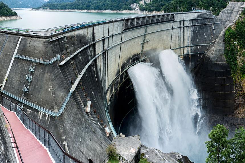 Kurobe Dam Toyama Is Japan Cool Travel And Culture Guide