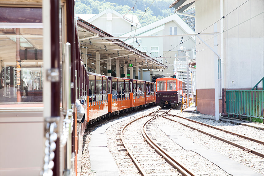 Kurobe Gorge Train's photo
