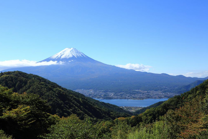 Fuji Five Lakes, Mt. Fuji's photo