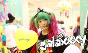 Harajuku girl leads next-generation kawaii.