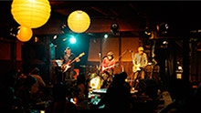 Live music events at Machiya