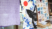 Tenugui (Japanese towels)